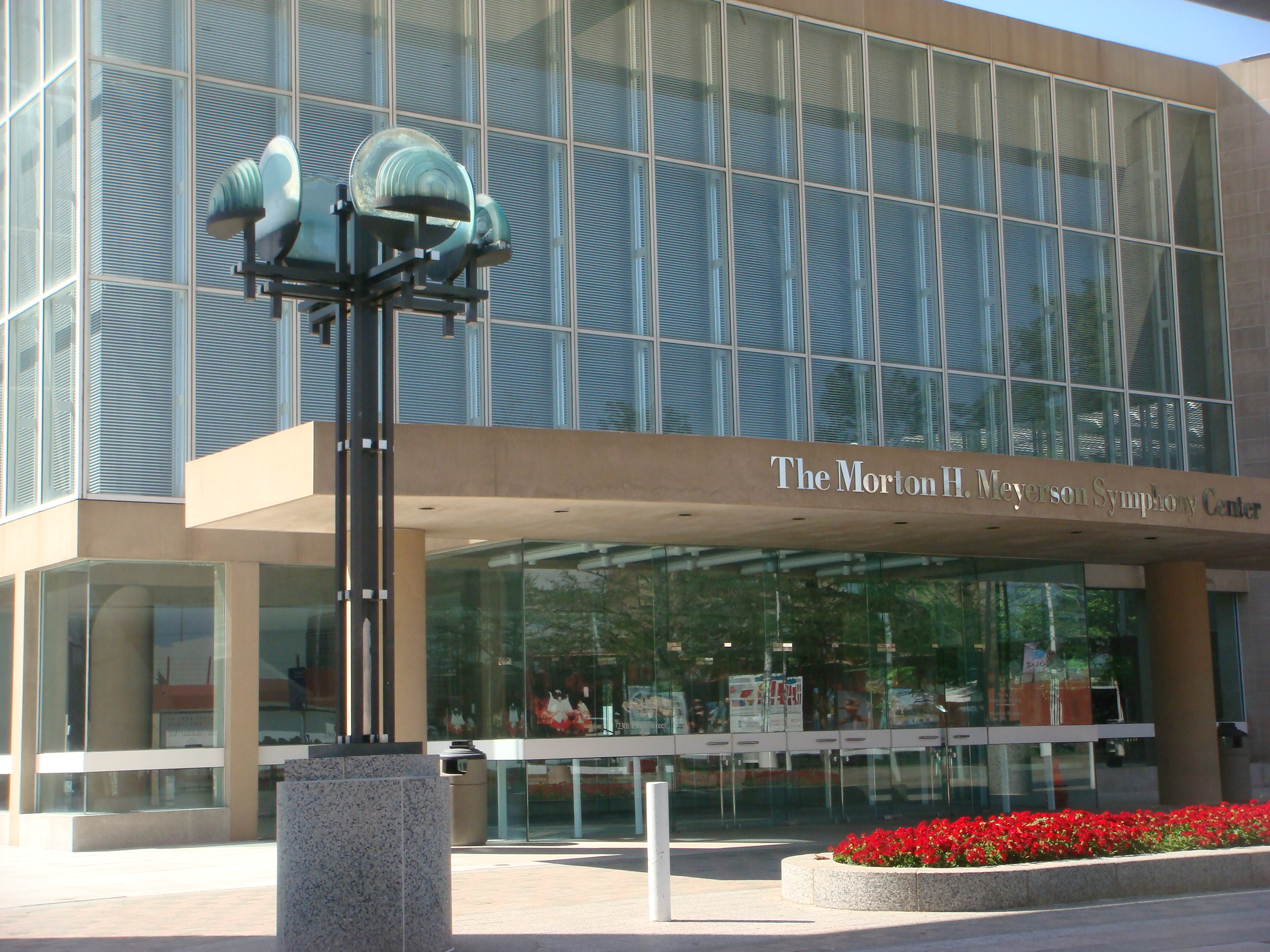MORTON H. MEYERSON SYMPHONY HALL